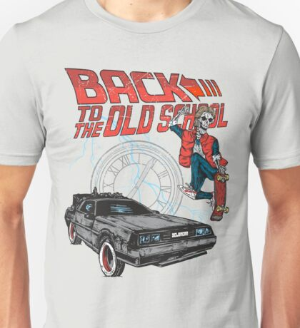 Back To The Old School Unisex T-Shirt