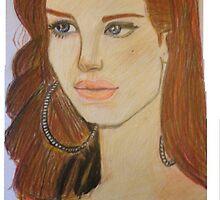 Lana Del Rey by KristinaNP