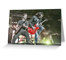 Rick Springfield Greeting Card