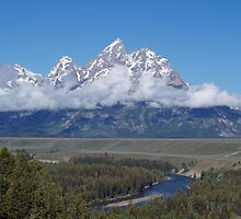 Grand Teton by CraigL