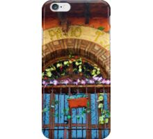 The Patio iPhone Case/Skin