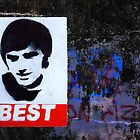 George Best Wall Art by Wrayzo