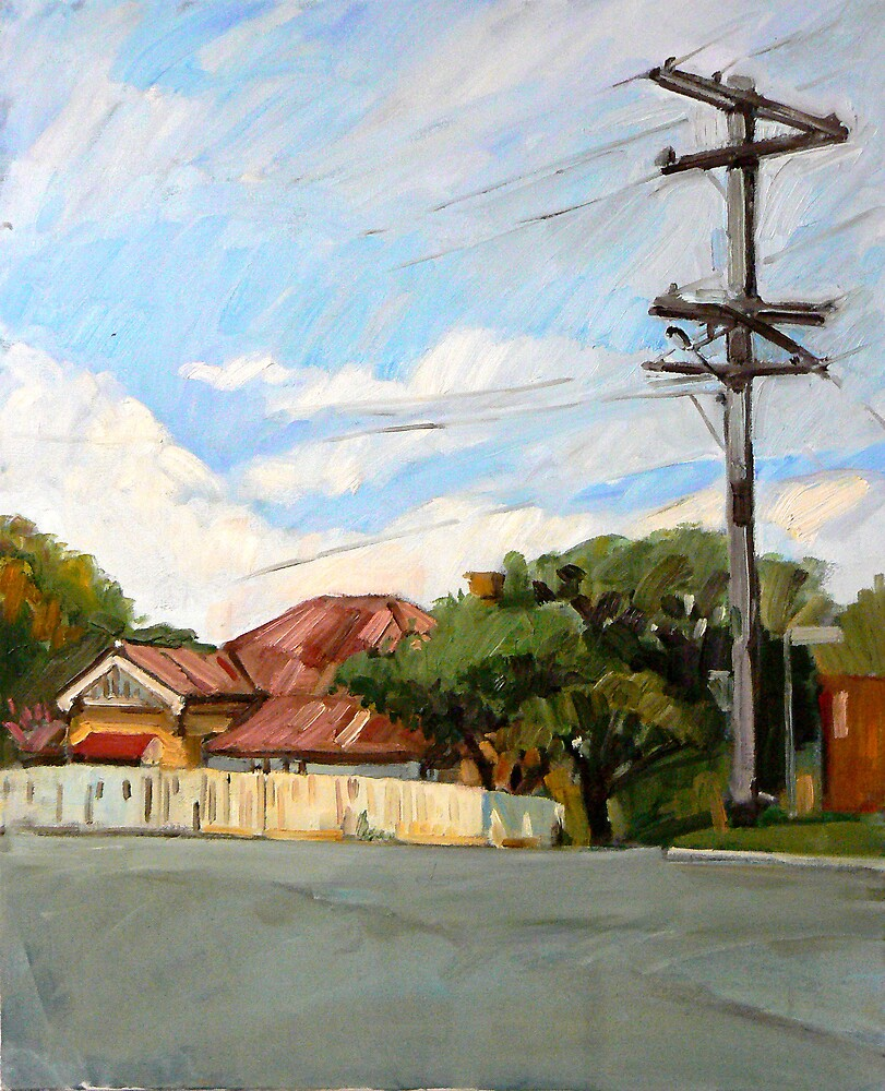 Tarragindi House by Paul  Milburn