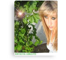 Ivy Glimmer Canvas Print