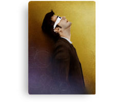 10th Doctor Who Canvas Print
