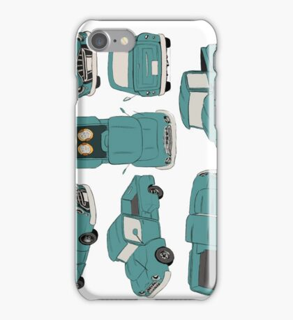 Old-Timey Truck #1 iPhone Case/Skin
