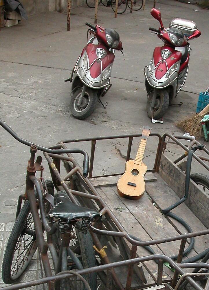 One Guitar by Geoff46