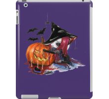Halloween: Wicked Witch iPad Case/Skin