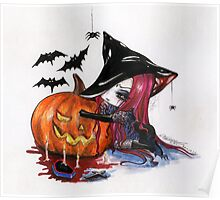 Halloween: Wicked Witch Poster