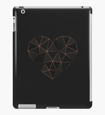 Kintsugi - Gold Rose iPad Case/Skin