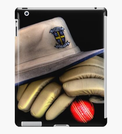 Hat And Gloves iPad Case/Skin