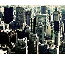 NYC Blocks Photographic Print