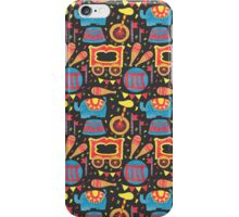 The Circus Parade iPhone Case/Skin
