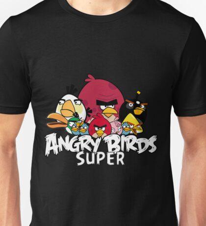 Angry Birds Super Unisex T-Shirt