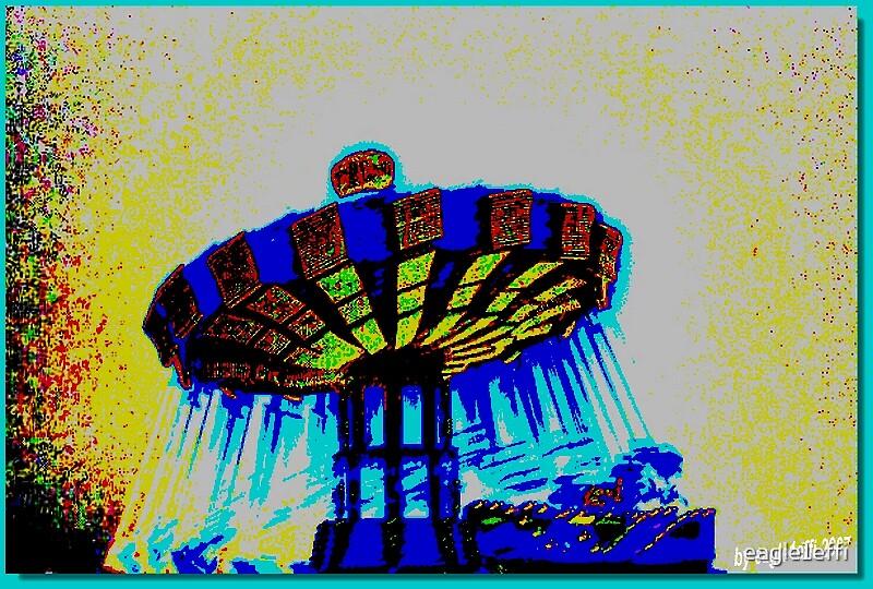 night carousel by eagle1effi