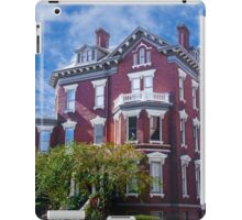 Historic Savannah Mansion iPad Case/Skin