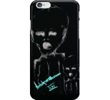 Antidepressivum inverted title XXI iPhone Case/Skin