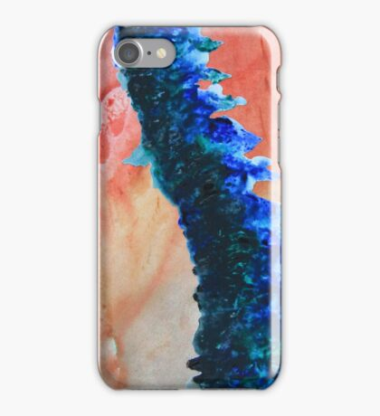 Watercolour Spine iPhone Case/Skin