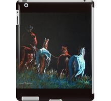 """Pickin' Up Strays"" iPad Case/Skin"