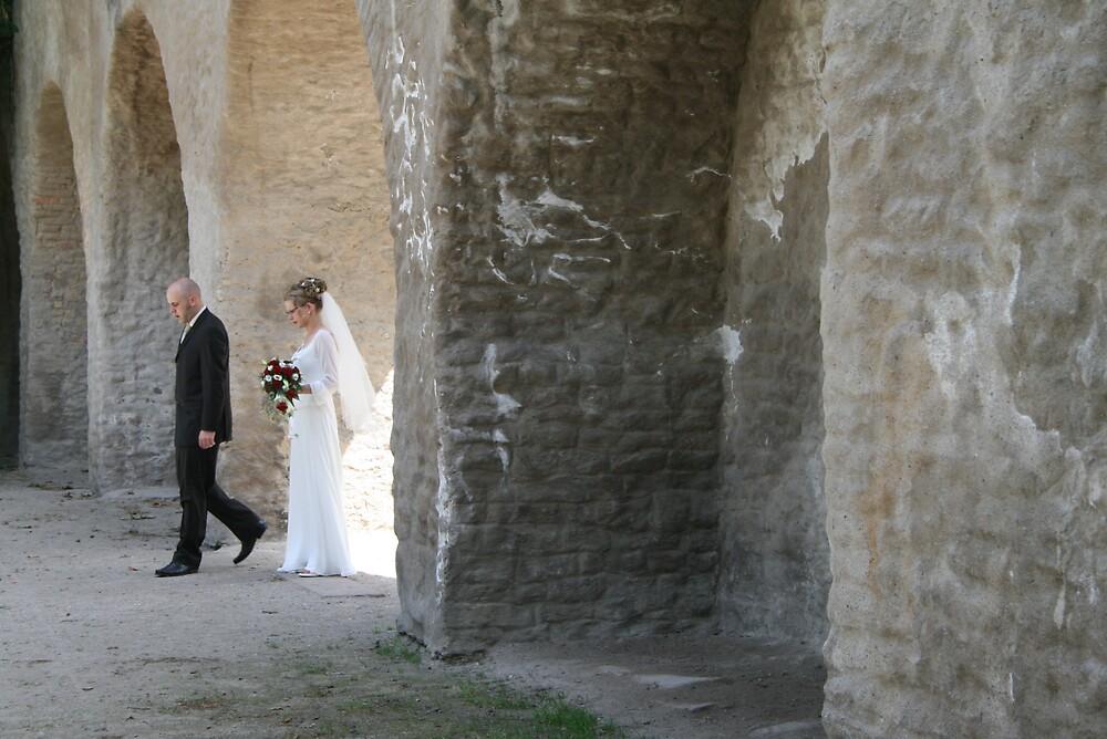 Melanie & Sasa's Wedding Day by brenthelmi