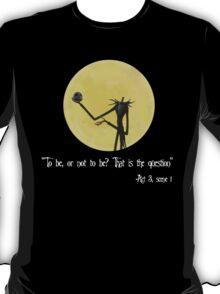 Hamlet Skellington T-Shirt