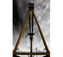 Harland & Wolff Giant Photographic Print