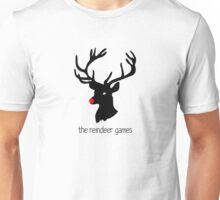The Reindeer Games (black) Unisex T-Shirt