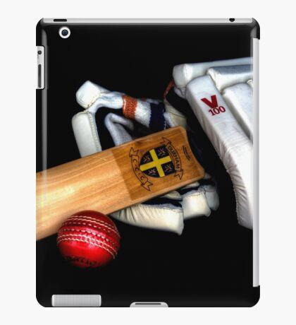 Bat and Gloves iPad Case/Skin
