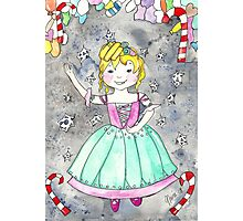 Maija in the nutcracker Balet Photographic Print