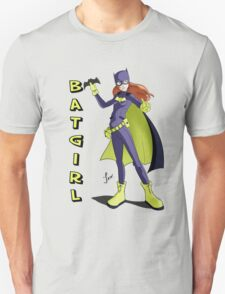 Barbara Gordon AKA Batgirl T-Shirt