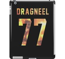 Dragneel jersey #77 iPad Case/Skin