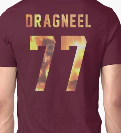 Dragneel jersey #77 Unisex T-Shirt