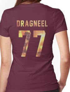 Dragneel jersey #77 Womens Fitted T-Shirt