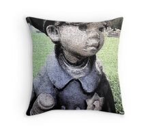 Infantry Throw Pillow