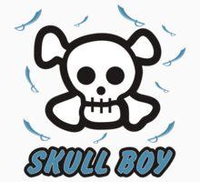 Skull Boy Kids Tee