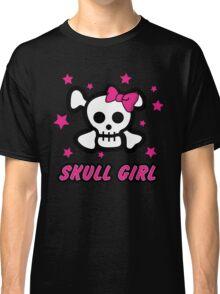 Skull Girl Classic T-Shirt