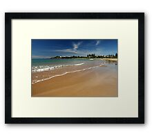 Culburra Beach  Framed Print
