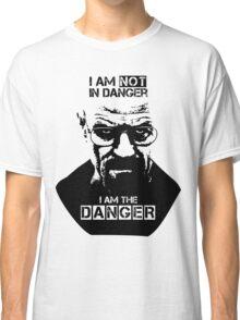 Breaking Bad - Heisenberg - I am the danger! T-shirt Classic T-Shirt