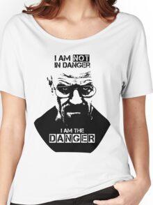 Breaking Bad - Heisenberg - I am the danger! T-shirt Women's Relaxed Fit T-Shirt