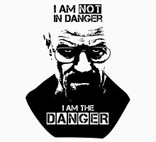 Breaking Bad - Heisenberg - I am the danger! T-shirt Unisex T-Shirt