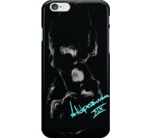 Antidepressivum inverted title XIX iPhone Case/Skin