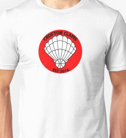 Crofton Clams Official Logo Gear Unisex T-Shirt