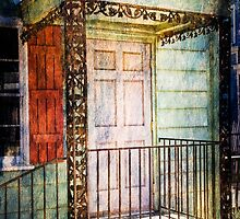 Enter the Ghost House by designingjudy