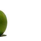 Green Apple by LunarLioness