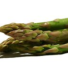 Fresh Asparagus by LunarLioness