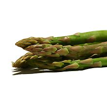 Fresh Asparagus Photographic Print