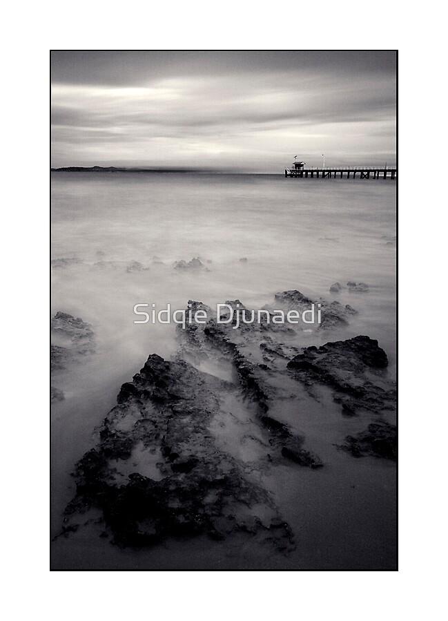 Queenscliff Pier by Sidqie Djunaedi