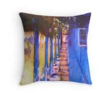 Grapevine Walk Throw Pillow