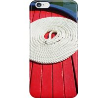 Neatness counts.... iPhone Case/Skin