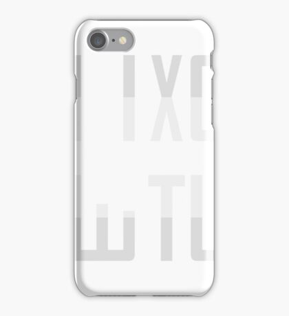 I SHOW YOU guess what ;P iPhone Case/Skin